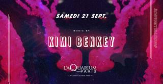 L'Aquarium Nouvelle Vague avec KIMI BENKEY