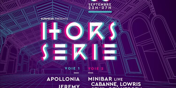 Hors Serie #1 Gare Saint-Lazare