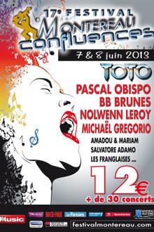 Festival Montereau Confluences