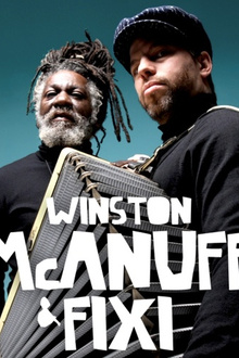 Winston McAnuff & fixi + guests