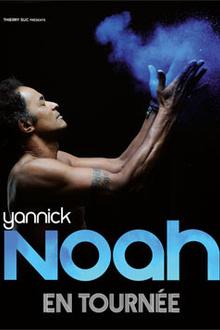 Yannick Noah en concerts