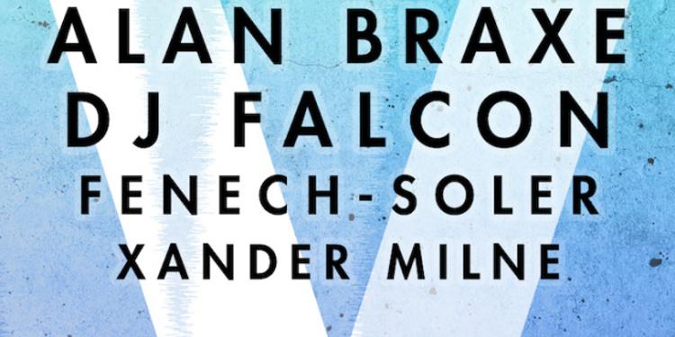 Vulture: Alan Braxe, Dj Falcon, Fenech-Soler & Xander MIlne