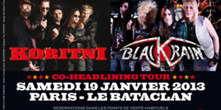 Koritni + Black Rain