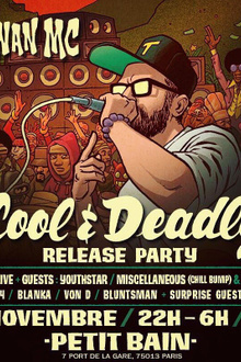 Taiwan Mc : cool & deadly party