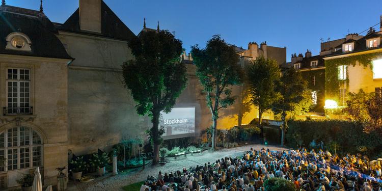 Cinéma en plein air : Guldbagge Awards