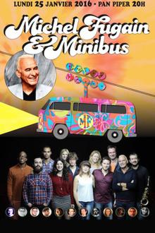 Michel Fugain & minibus