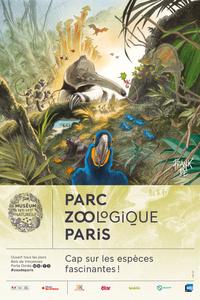 NATURE FASCINANTE AU PARC ZOOLOGIQUE DE PARIS - Parc Zoologique de Paris - du dimanche 29 mars 2020 au lundi 29 mars