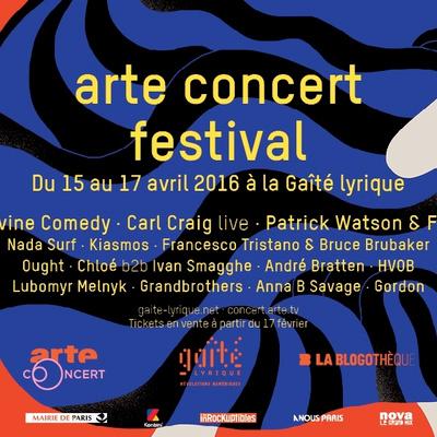 Arte concert festival : la première édition squatte la Gaîté lyrique !