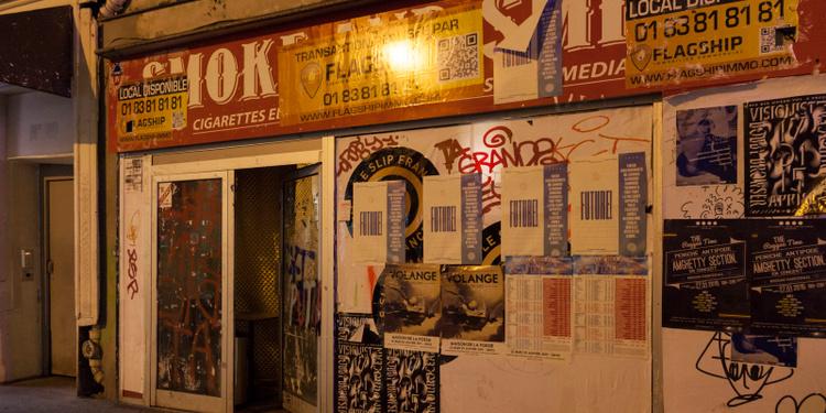 Le Syndicat Paris Bar