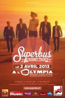 Superbus en concert