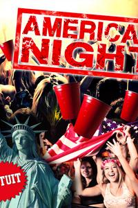 AMERCIAN NIGHT - California Avenue - mercredi 18 mars 2020