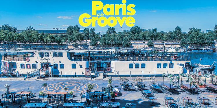 Paris a le Groove été 2020 : Open Air x Sunset x Food x Drinks x Music