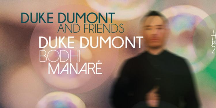 Duke Dumont & Friends