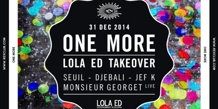 One More – Lola ED Takeover