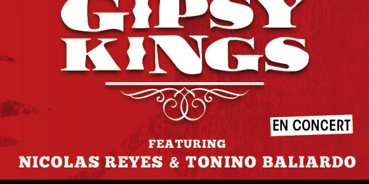 The Gipsy Kings - Nicolas Reyes & Tonino Baliardo