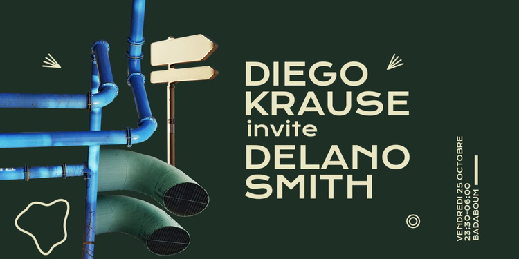 Diego Krause Invite Delano Smith