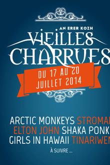 Les Vieilles Charrues 2014