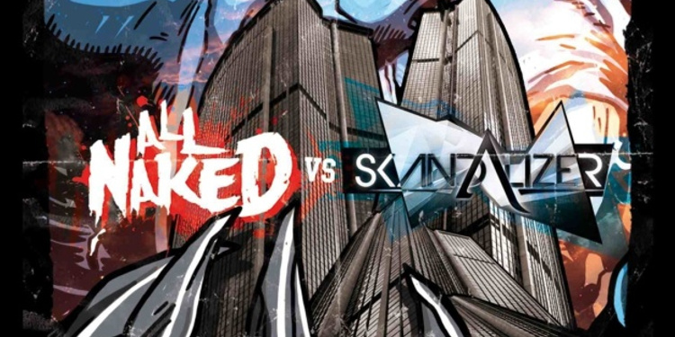 All Naked vs Skandalizer 2 stages