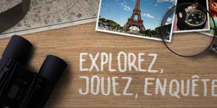 Partez à la découverte de Paris grâce aux jeux de piste Quiveutpister Paris !