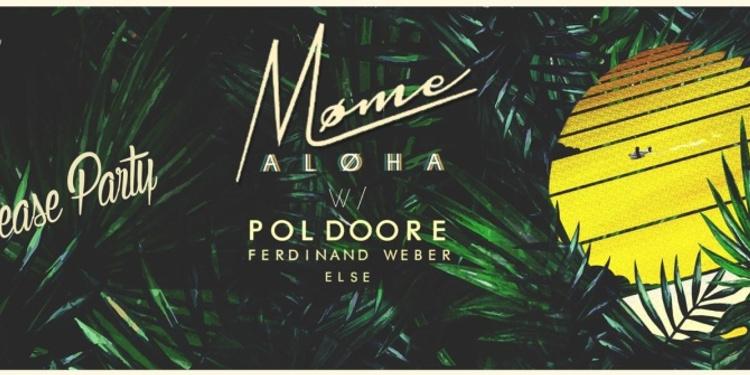 DDM RELEASE PARTY w/ MØME (live) - POLDOORE (live) - ELSE - FERDINAND WEBER