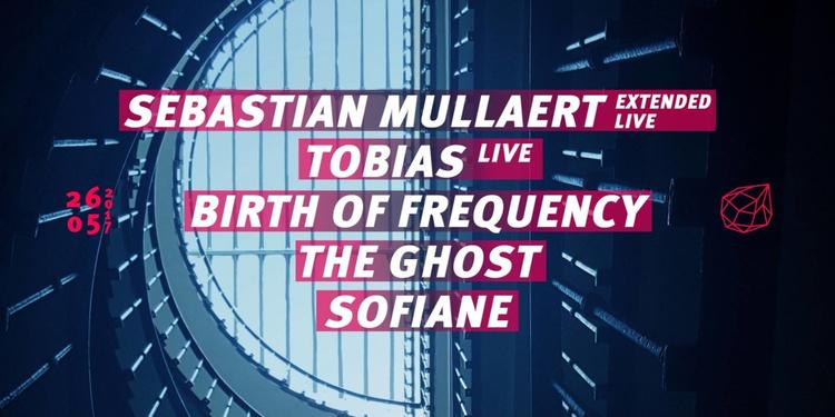 Concrete: Sebastian Mullaert 3H live, Tobias, Birth Of Frequency