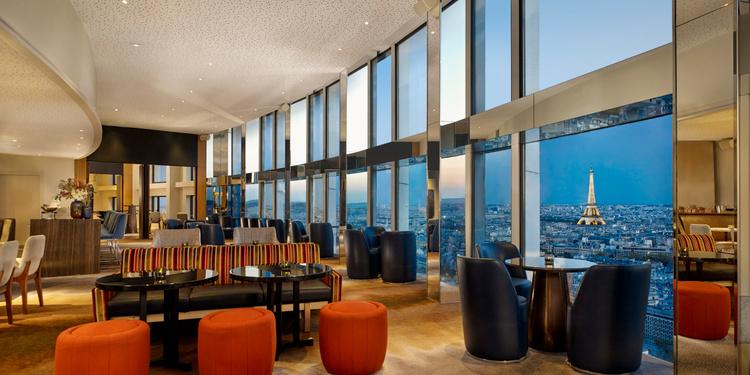Windo Bar - Hyatt Regency Paris Etoile