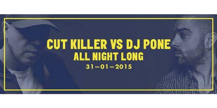 Cut Killer & DJ Pone en concert