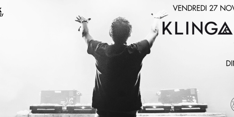 KLINGANDE + LIVE SAX, KUNGS & DINNERDATE