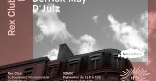 Bass Culture: Derrick May & D'Julz