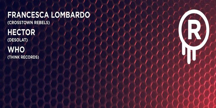 LE ROUGE // FRANCESCA LOMBARDO x HECTOR