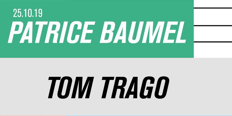 Dehors Brut: Patrice Baumel, Tom Trago, Ben Vedren (Hydrid Set)