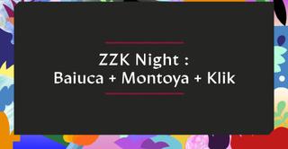 ZZK night x NYOKOBOP