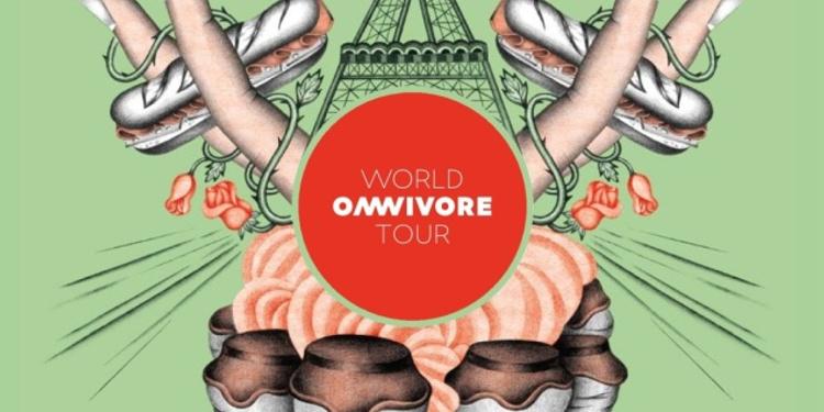 Omnivore World Tour Paris 2018