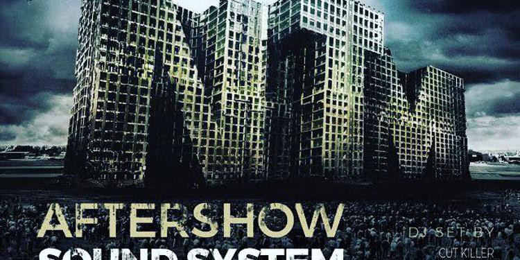Aftershow Soundsystem NTM