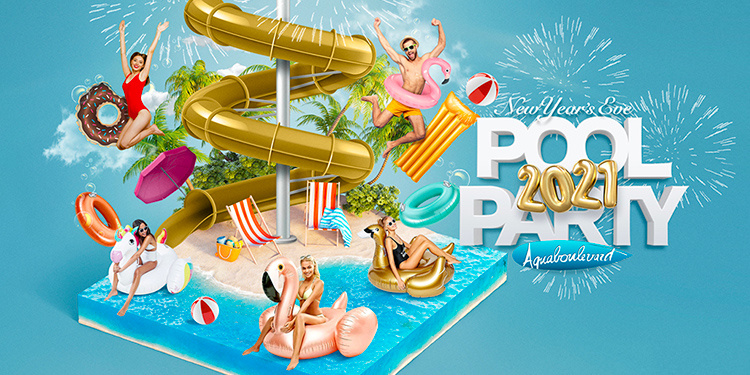 Aquaboulevard Pool Party 2021