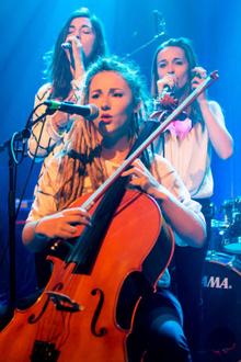L.E.J en concert