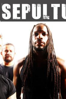 Sepultura + legion of the damned + flotsam & jetsam + mortillery