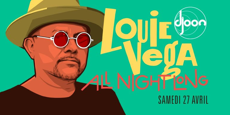 Louie Vega all Night Long