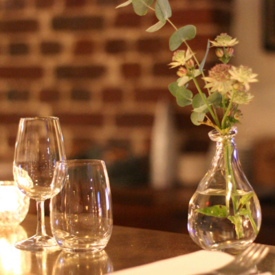 Restaurant Dilia : Michele Farnesi et sa cuisine d'auteur sauce italienne
