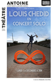 Louis  chedid  solo