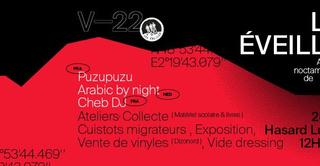 Les Éveillés: Cheb Dj, Puzupuzu, Arabic By Night et Dizonord