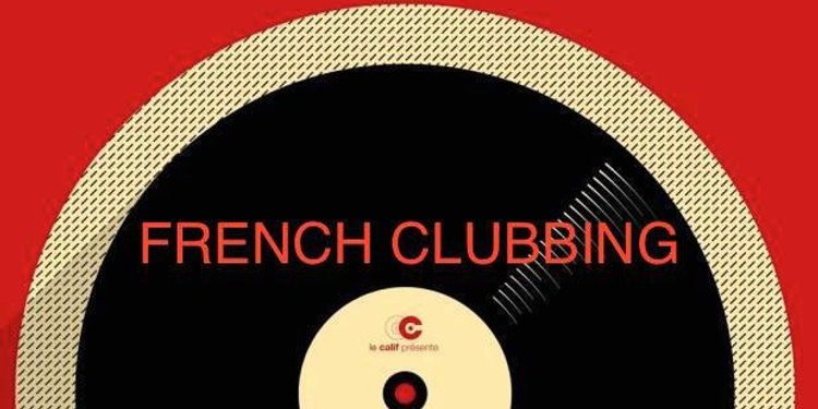 Disquaire DAY & Supersonic invite FRENCH CLUBBING