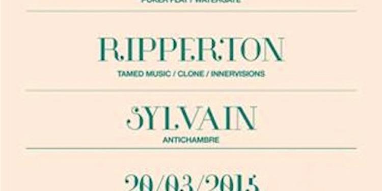 WAV #3 w/ Alex Niggemann - Ripperton - Sylvain