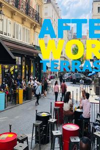 AfterWork & HappyHour Terrasse du California - California Avenue - du mercredi 19 mai au mercredi 9 juin