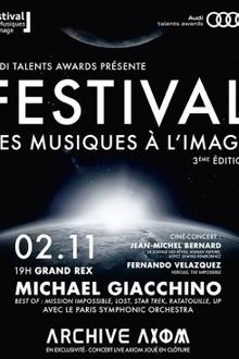 Festival des musiques a l'image