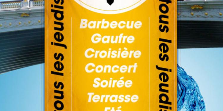 After Work Le Barbeuc Croisière du Capitaine