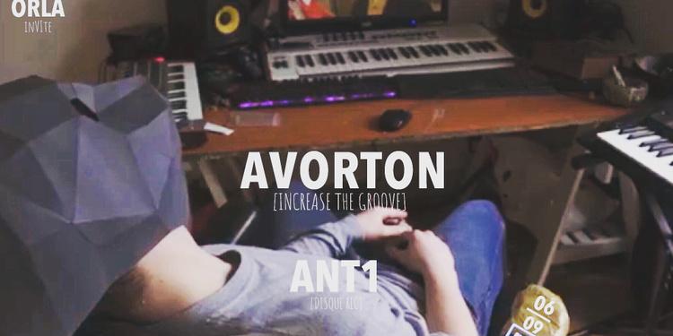 Orla inVIte AVORTON / ANT1