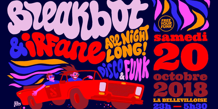 Free Your Funk: Breakbot