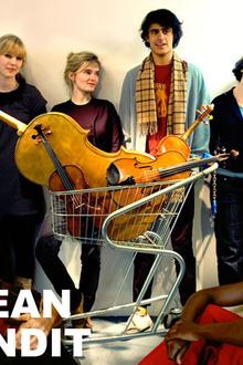 Clean Bandit en concert