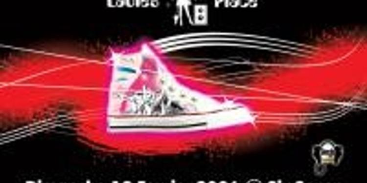 Ladies Place Spécial Shoes-up